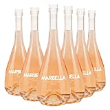 Marbella Blush Rosé - Pack 6 botellas de 75 cl - Vino rosado D.O.'Sierras de Málaga'