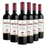 Pernales Syrah - Pack 6 botellas de 75 cl - Vino tinto D.O.'Sierras de Málaga'