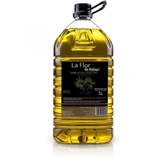 Aceite de Oliva Virgen Extra La Flor de Malaga