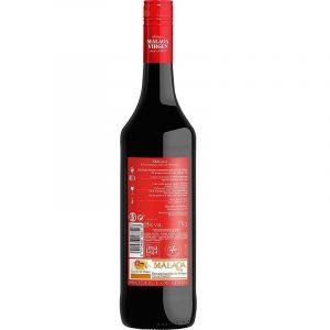 Estuche de Málaga Virgen Sweet - botella 75cl + 2 catavinos