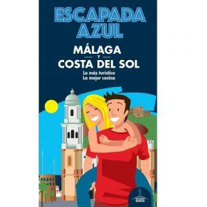 Guia turistica Málaga Costa del sol Escapada (ESCAPADA AZUL) Tapa blanda