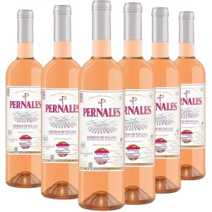 Pack Pernales Rosado Syrah - 6 botellas