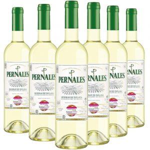 Pack Pernales Verdejo de 6 botellas. Vino blanco Sierras de Málaga
