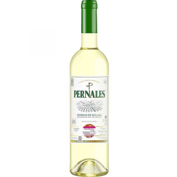 Pernales Verdejo Vino blanco de las Sierras de Málaga