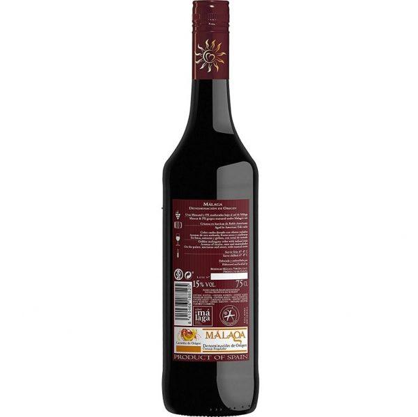 Sol de Málaga - Vino Dulce Natural Moscatel & Pedro Ximénez