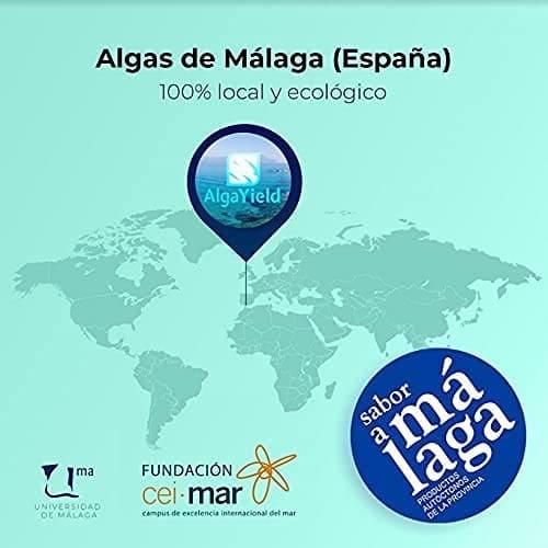 Espirulina Pura 100% Cultivada en Málaga, España